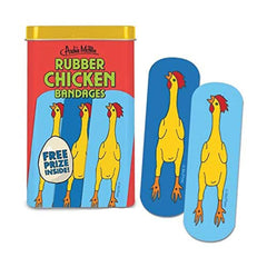 Archie McPhee Rubber Chicken Bandages