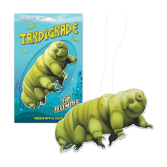 Archie McPhee Tardigrade Green Apple Scent Air Freshener