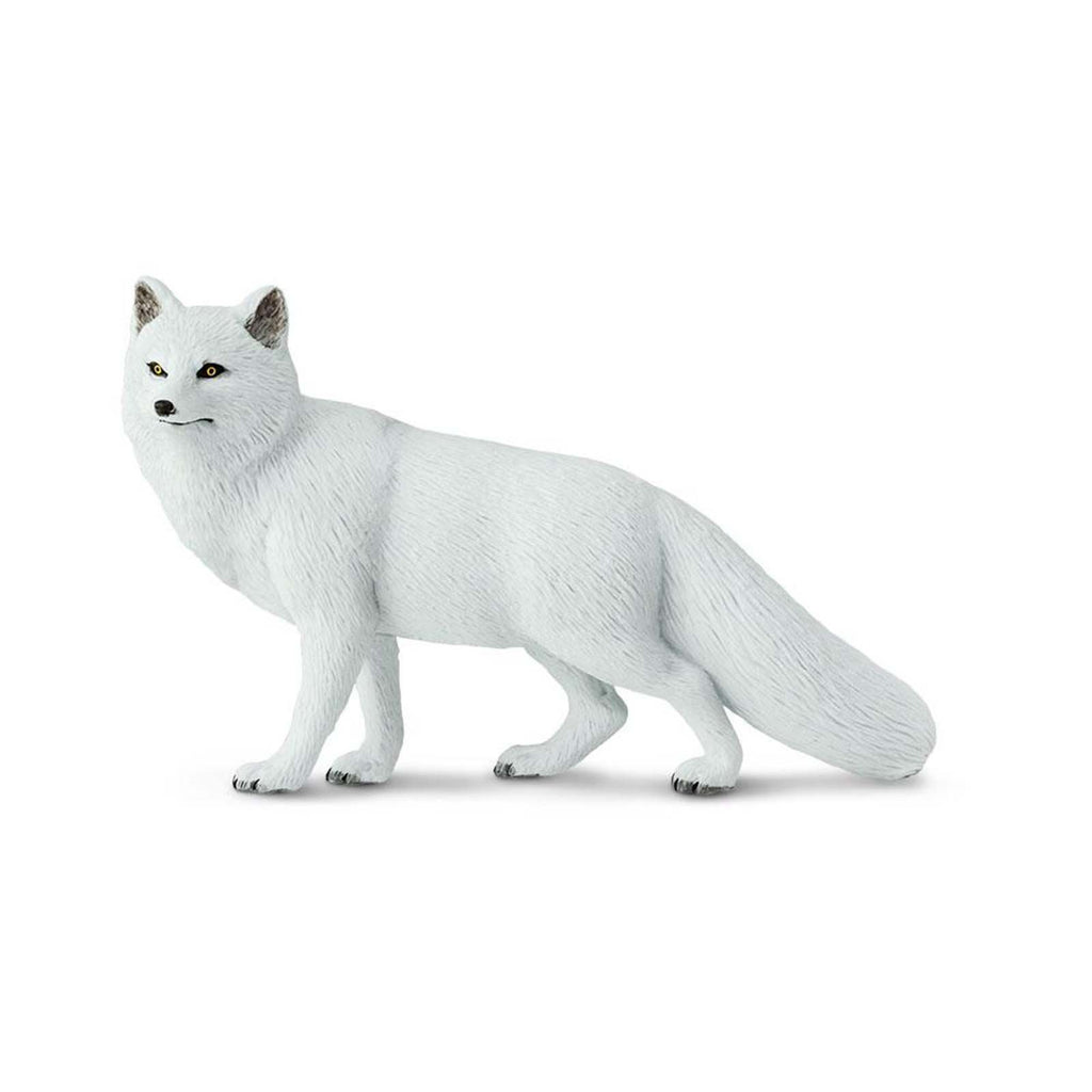Arctic Fox Wild Safari Animal Figure Safari Ltd