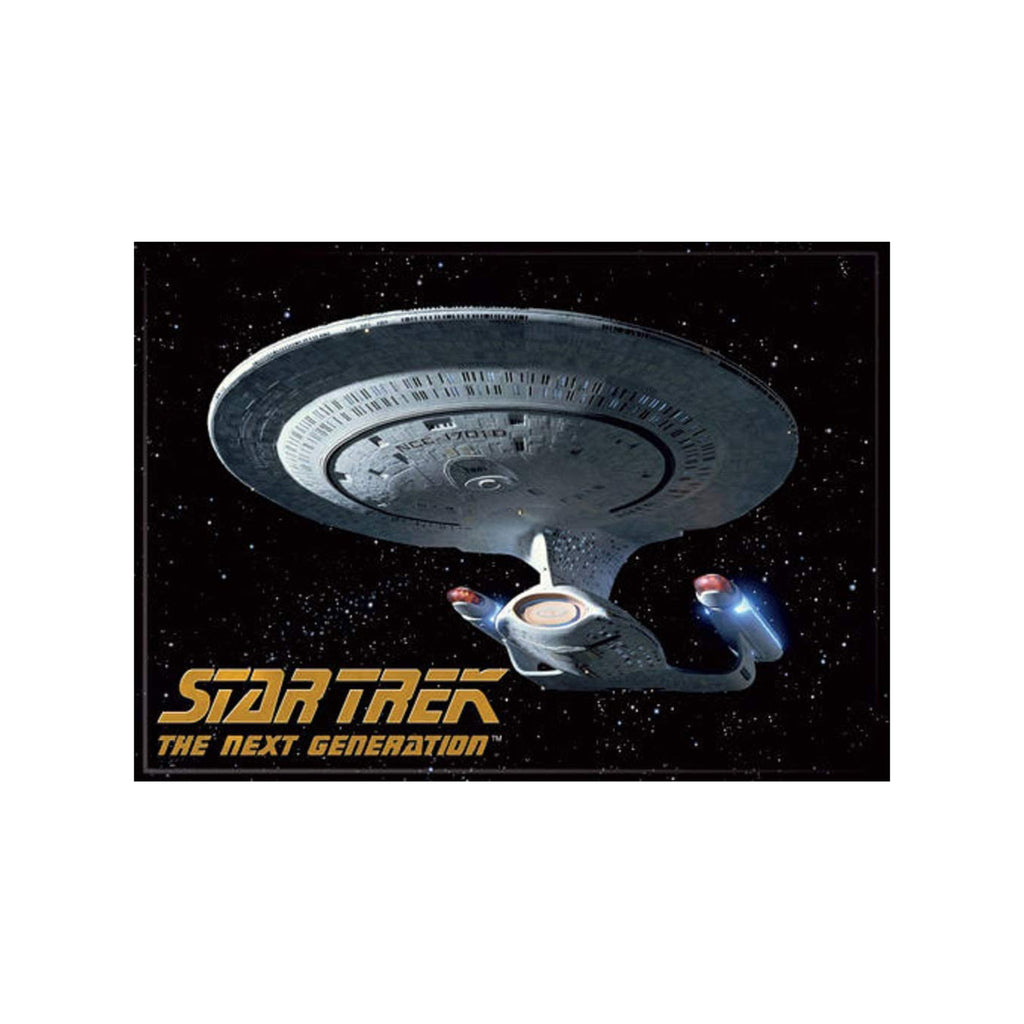 Ata-Boy Star Trek Enterprise Starship Magnet