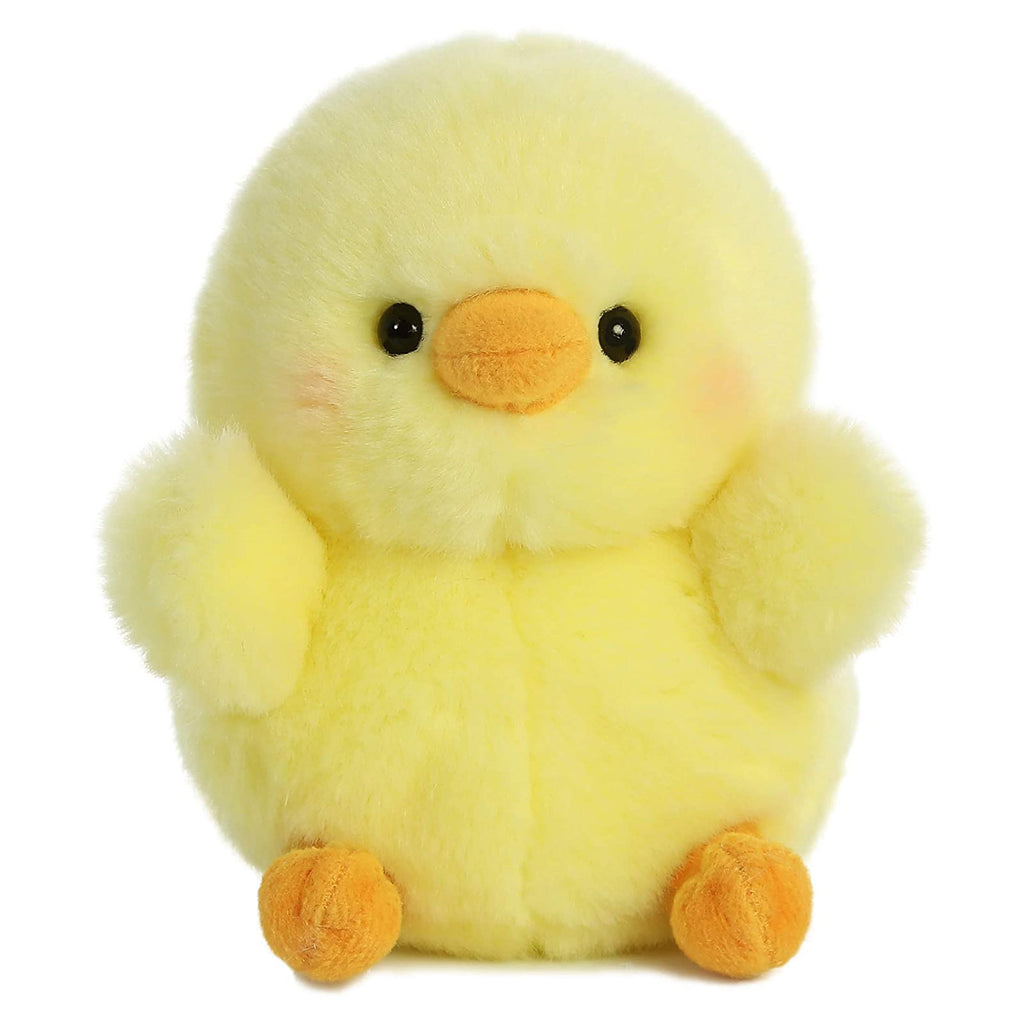Aurora Chickadee Chick 5 Inch Plush