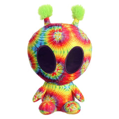Aurora Galactic Cuties Supernova Light Up Alien 8 Inch Plush