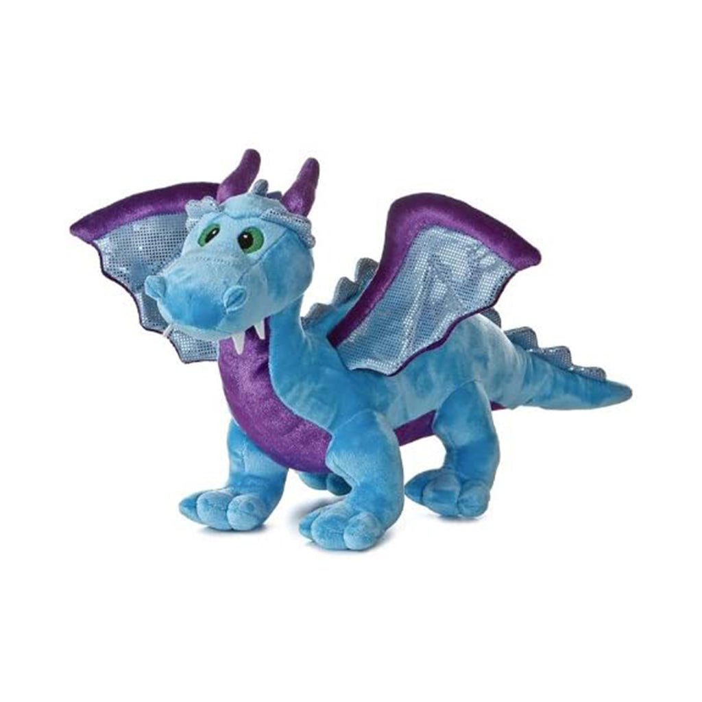 Aurora Legendary Friends Blue Dragon Plush Figure