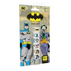 USAopoly Batman 6 Piece Dice Set