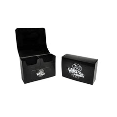 BCW Monster Protectors Double Deck Box Black