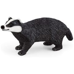 Schleich Badger Animal Figure