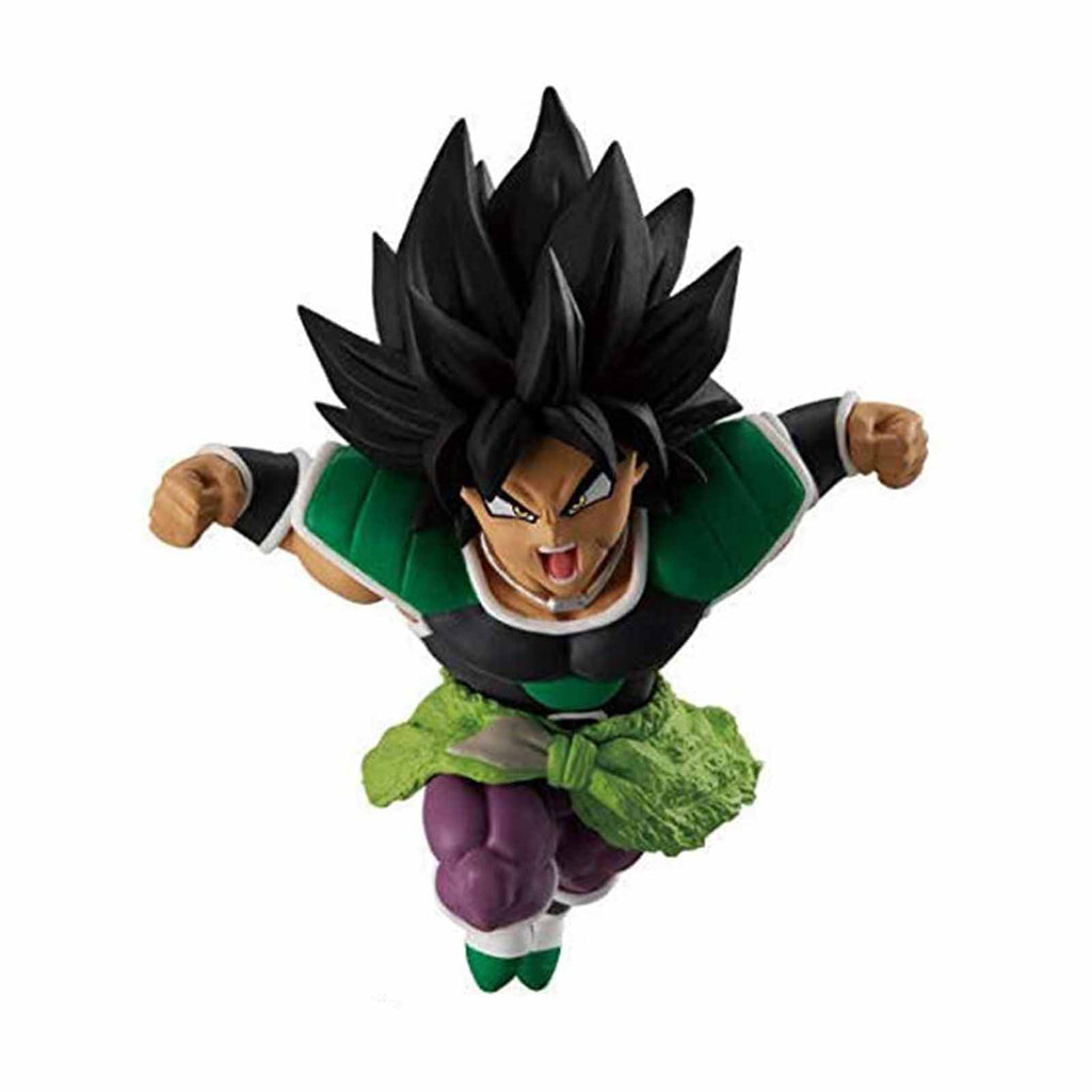 Bandai Dragon Ball Super Adverge Motion Three Broly Figure