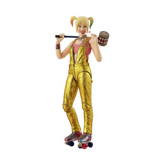 Bandai Harley Quinn Birds Of Prey SHFiguarts Figure