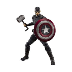 Bandai Marvel Avengers Endgame Captain America Final Battle SHFiguarts Figure