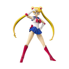 Bandai Sailor Moon Animation Color Edition SHFiguarts Figure
