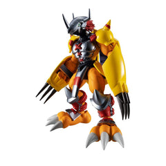 Bandai Shodo Digimon Adventure 1 Wargreymon Mini Figure