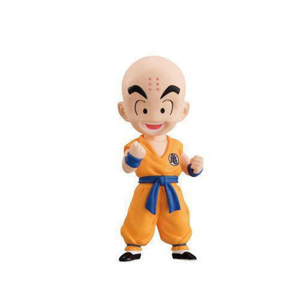 Bandai Dragon Ball Adverge EX Children Volume 1 Krillin Mini Figure