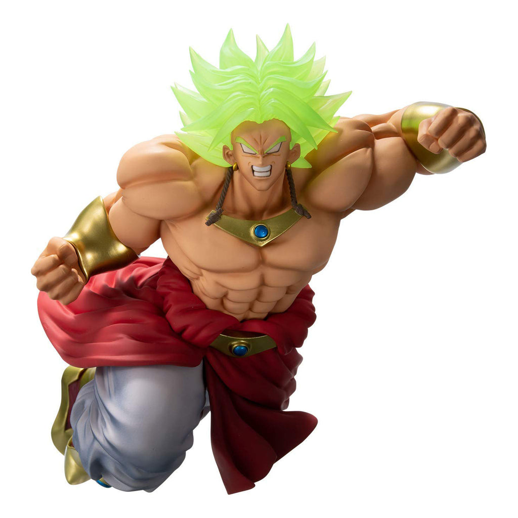 Bandai Dragon Ball Super Broly Movie SS Broly Ichibansho Figure