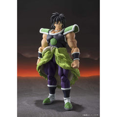 Bandai Dragon Ball Super Broly SH Figuarts Action Figure