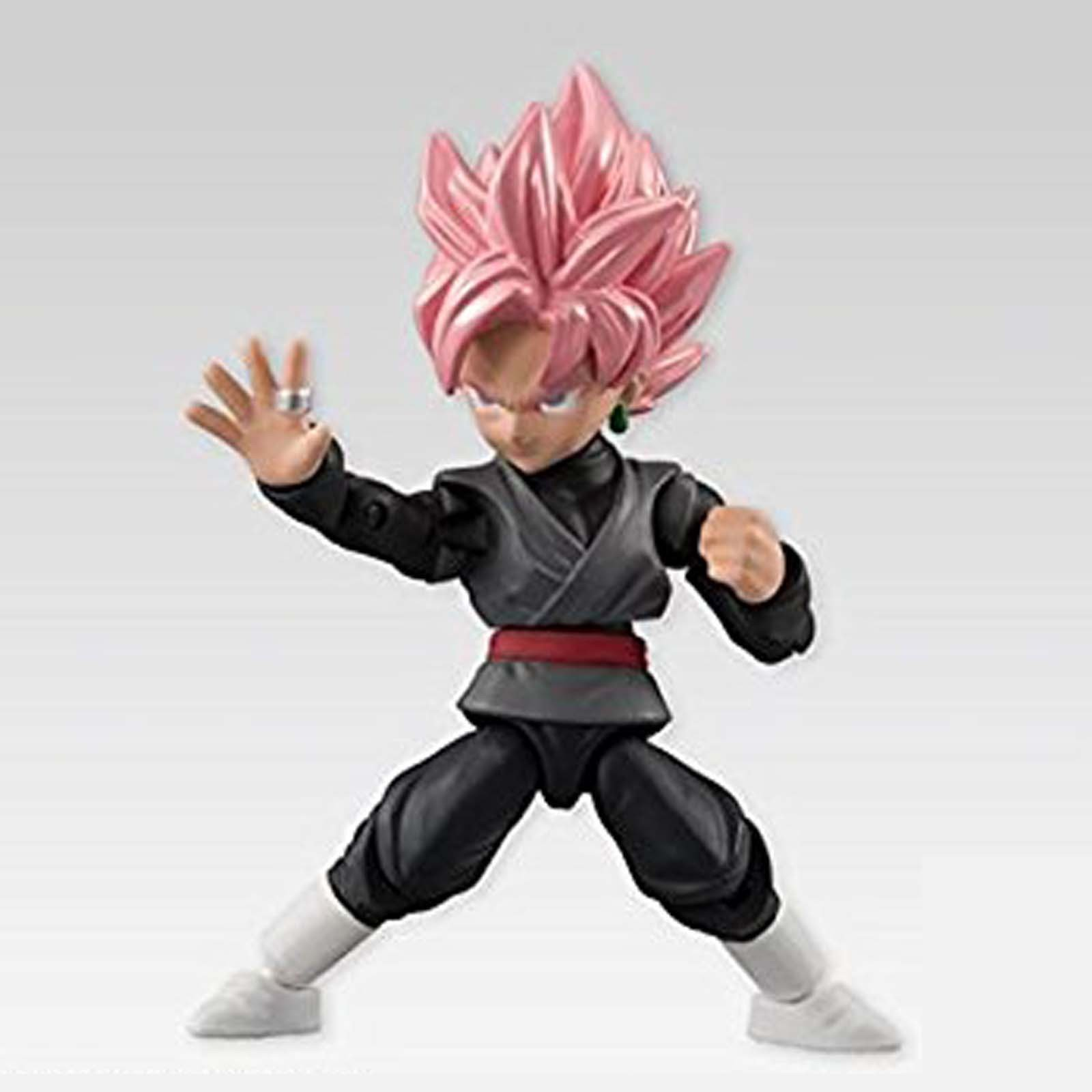 BANDAI DRAGON BALL Z Super HG Vol.7 Goku Black Roze Japan import NEW