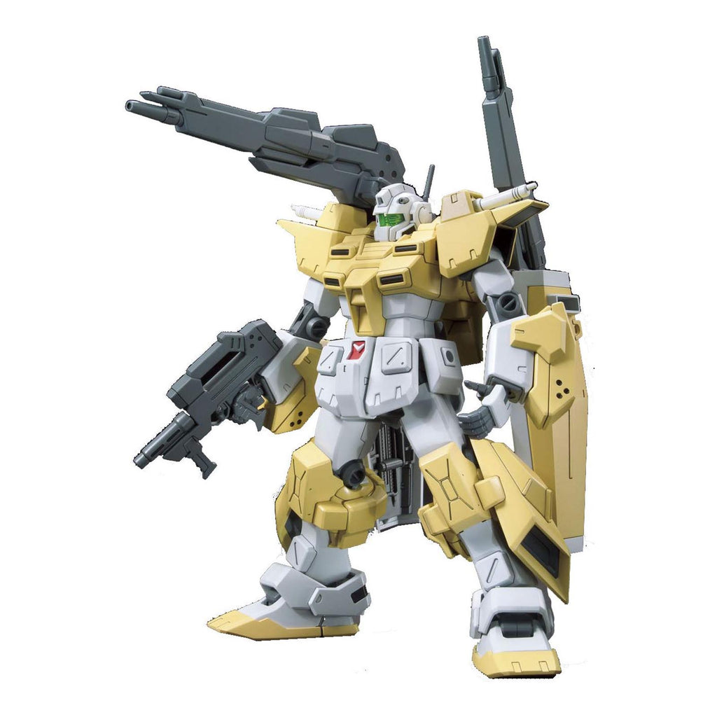 Bandai Gundam Build Fighters HG Powered GM Cardigan Model Kit