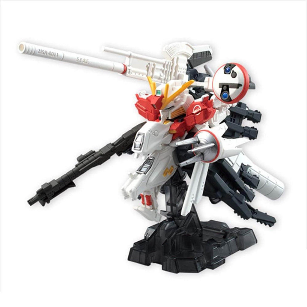 Bandai Action Figures - Bandai Gundam Converge EX 03 Deep Striker Figure Set