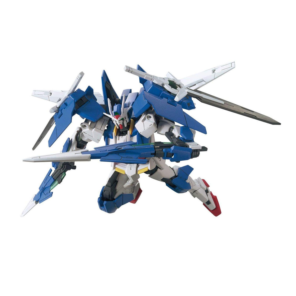 Bandai Gundam HG Build Divers 00 Diver Ace Gundam Model Kit