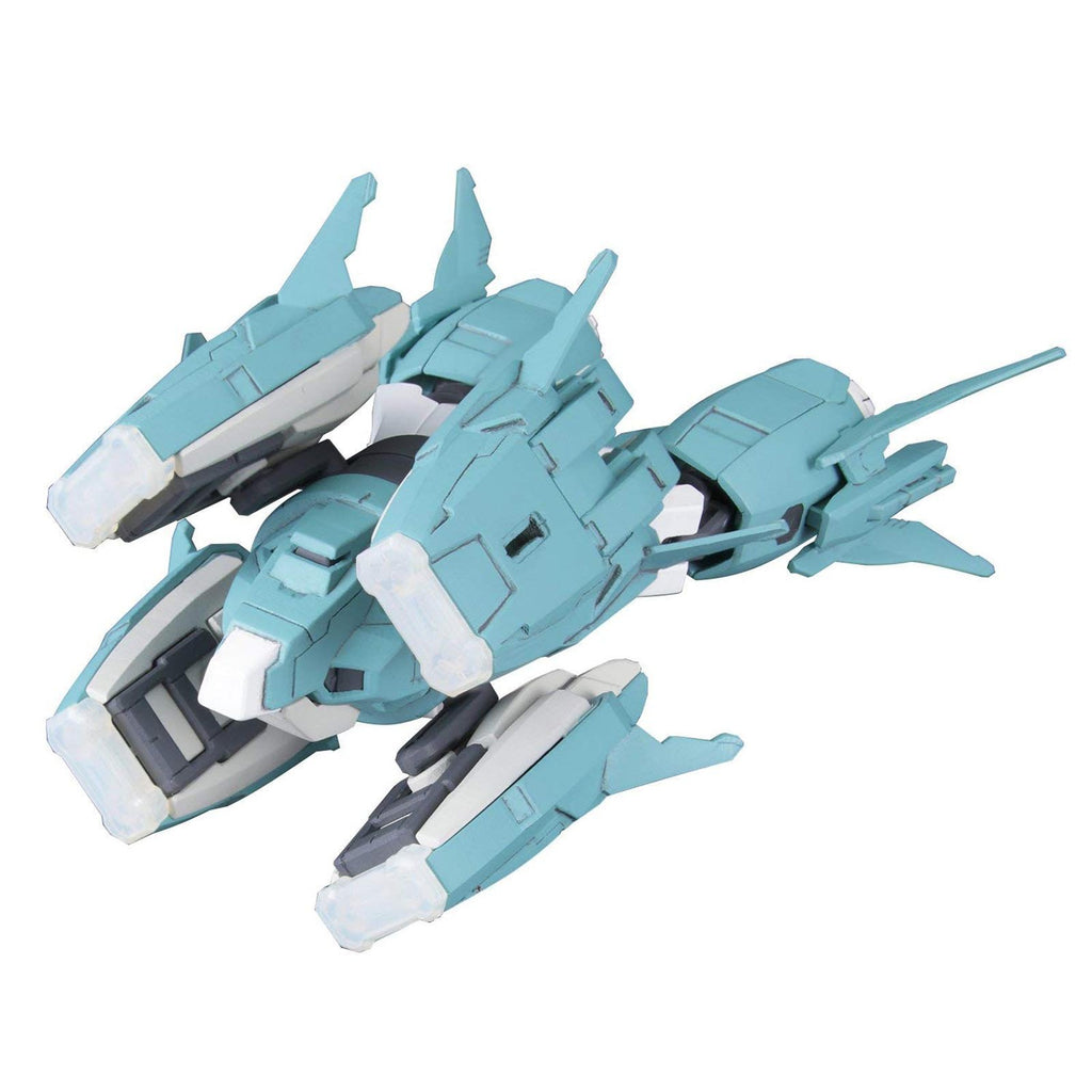 Bandai Action Figures - Bandai Gundam HG Build Divers Ptolemaios Arms Support Unit Model Set
