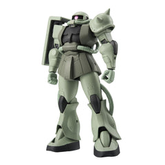 Bandai Gundam MS-06 Zaku II A.N.I.M.E.Version 5 Inch Action Figure