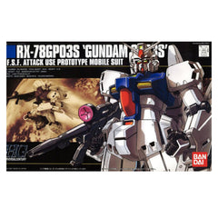 Bandai HG RX-78GP03S Stamen Gundam Model Kit