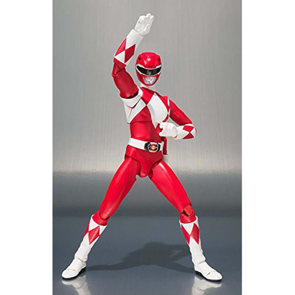 Bandai Power Rangers Event Exclusive Red Ranger Figuarts Action Figure