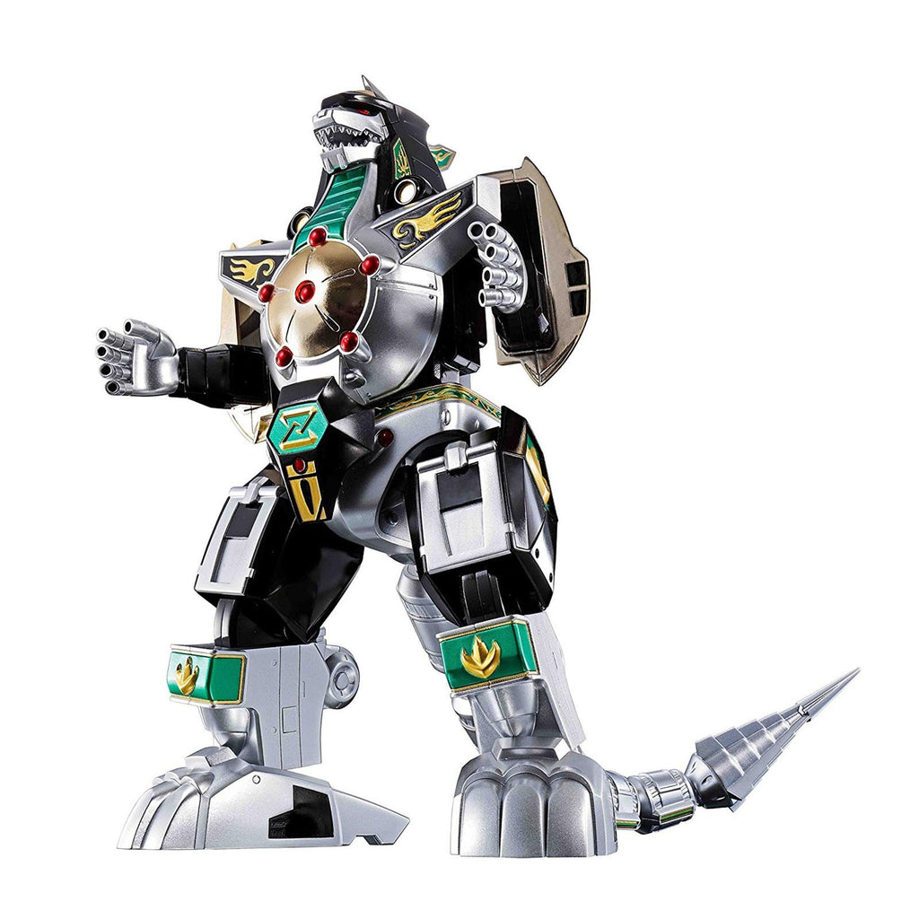 Bandai Power Rangers Soul Of Chogokin GX-78 Dragonzord Action Figure