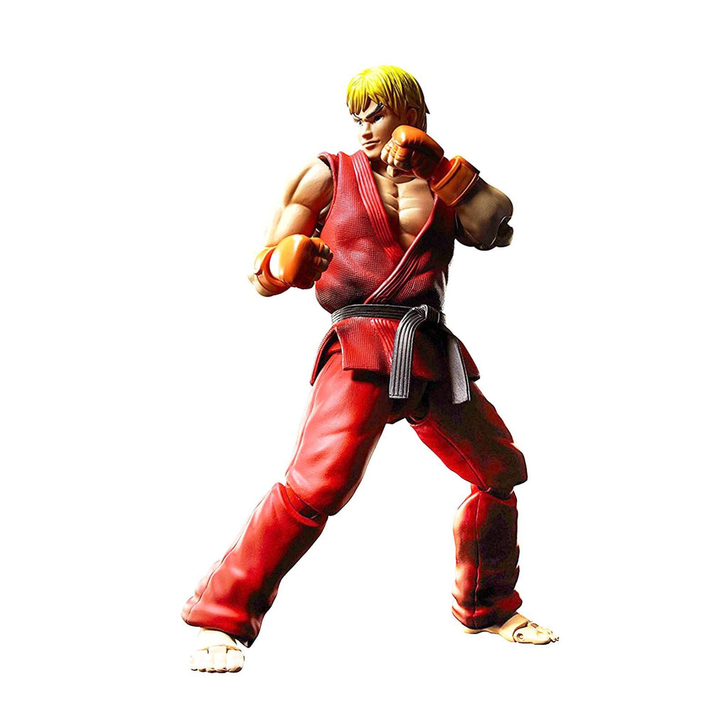 Bandai Street Fighter Ken Masters Figuarts Action Figure