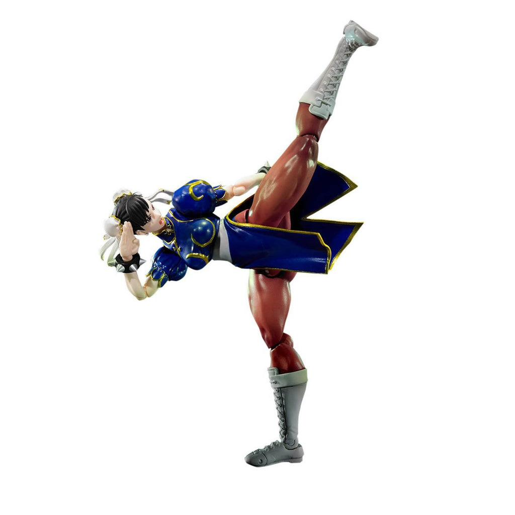 Bandai Tamashii Street Fighter V Chun-Li Figuarts Action Figure