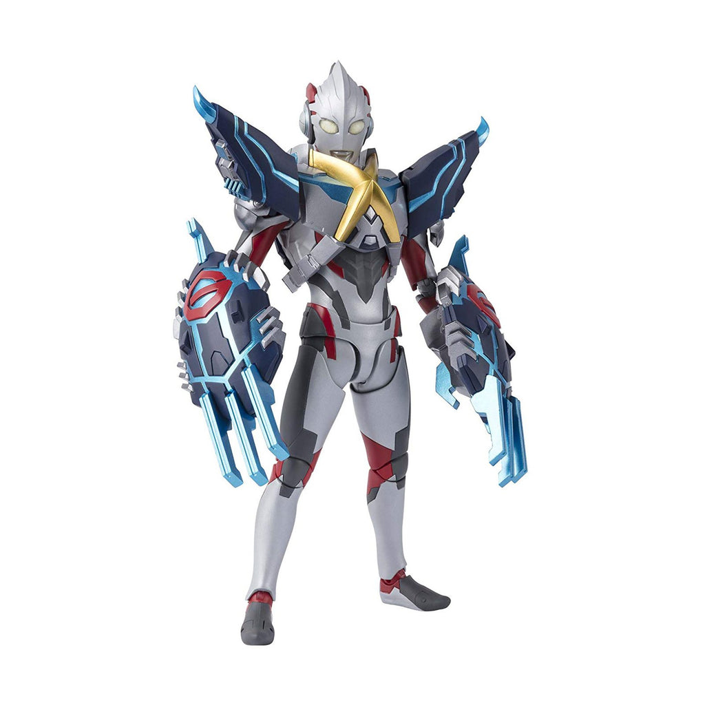 Bandai Action Figures - Bandai Ultraman X And Gomora Armor Set Figuarts 6 Inch Action Figure