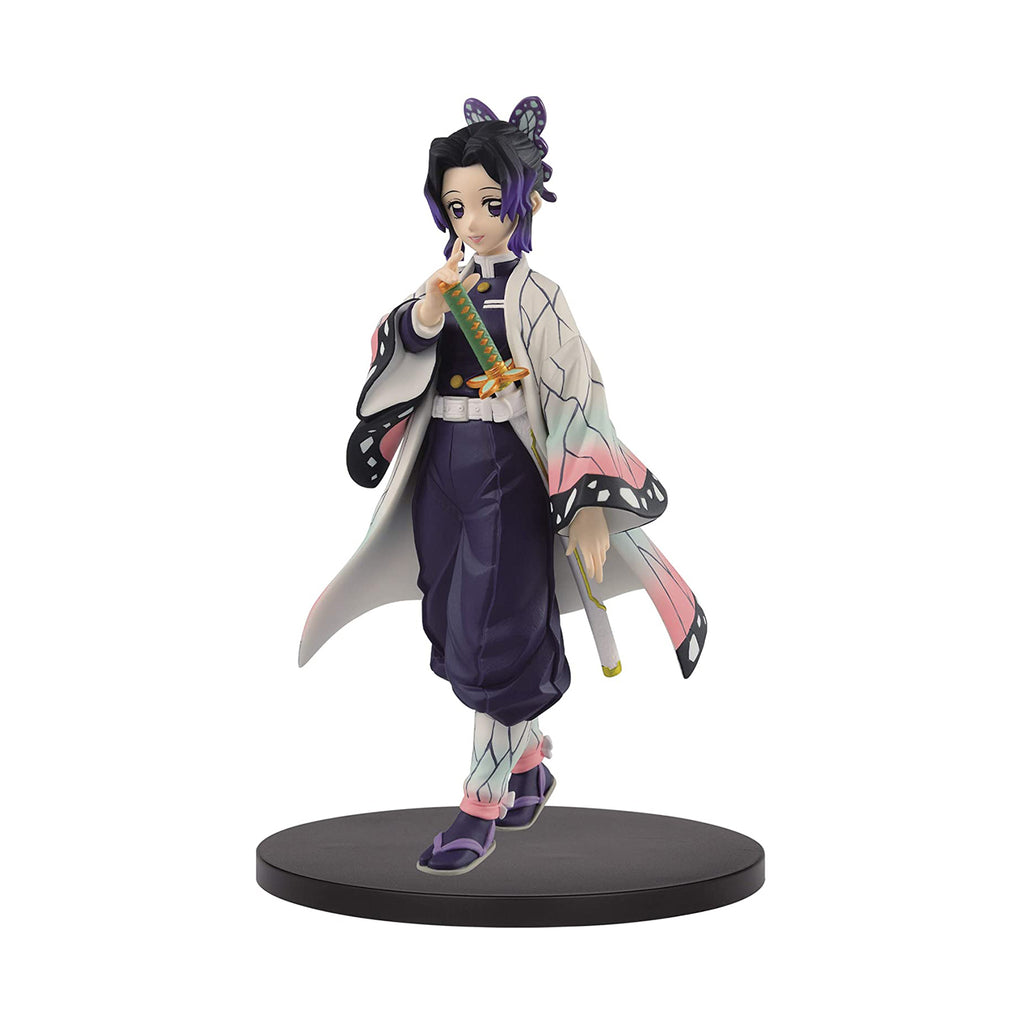 Banpresto Demon Slayer Kimetsu No Yaiba Shinobu Kocho Figure