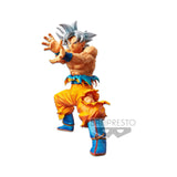 Banpresto Dragon Ball Super Warriors Special Ultra Instinct Son Goku Figure
