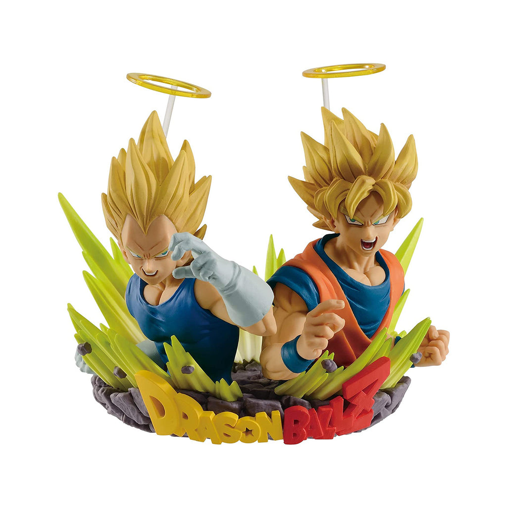Banpresto Dragon Ball Z Com Figuration Super Saiyan Gogeta Vol2 Figure