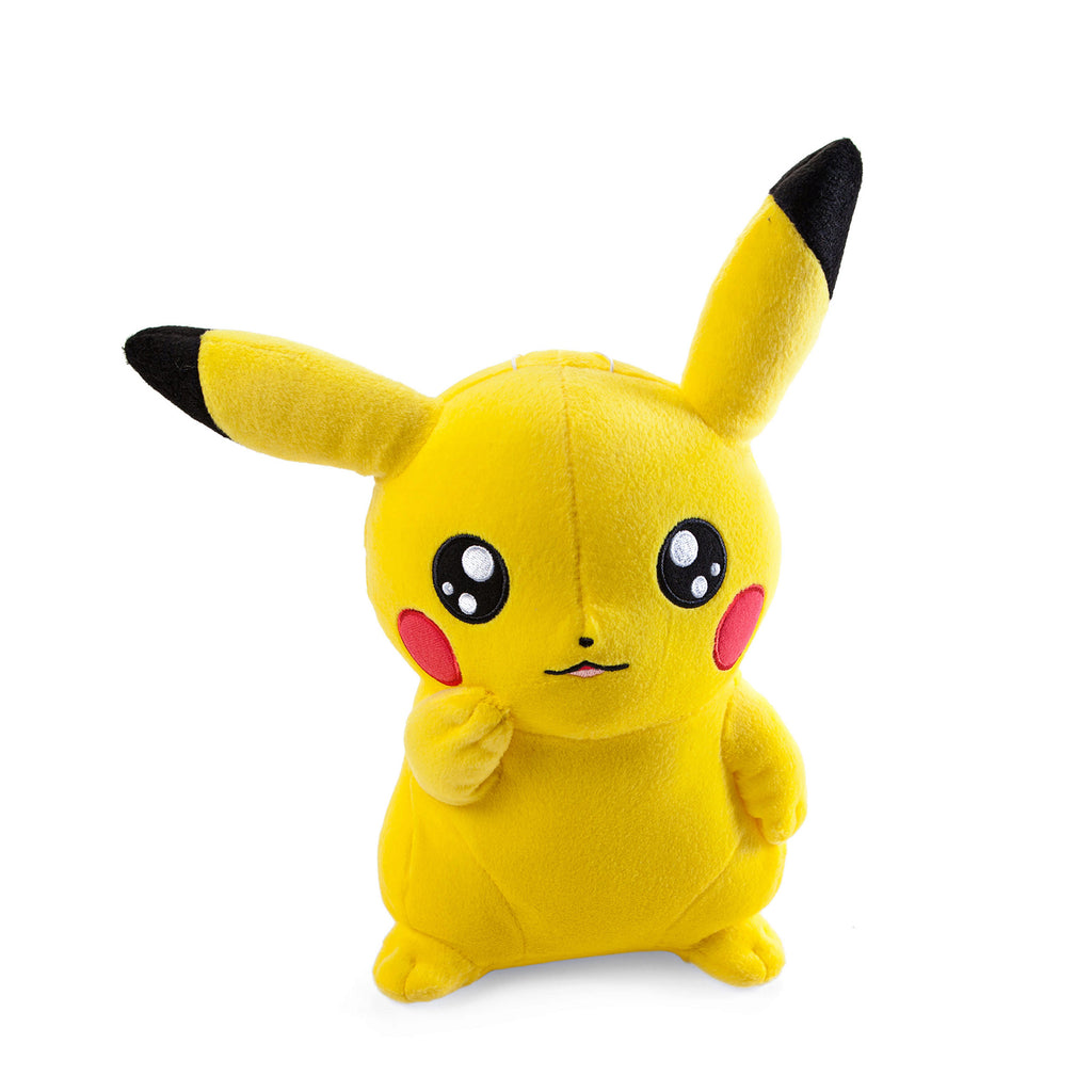 Banpresto Pokemon Sun And Moon Pikachu Spoiled 9 Inch Plush Figure