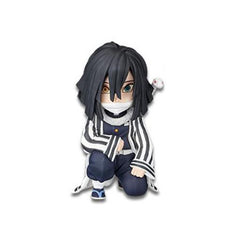 Banpresto WCF Demon Slayer Obanai Iguro Mini Figure