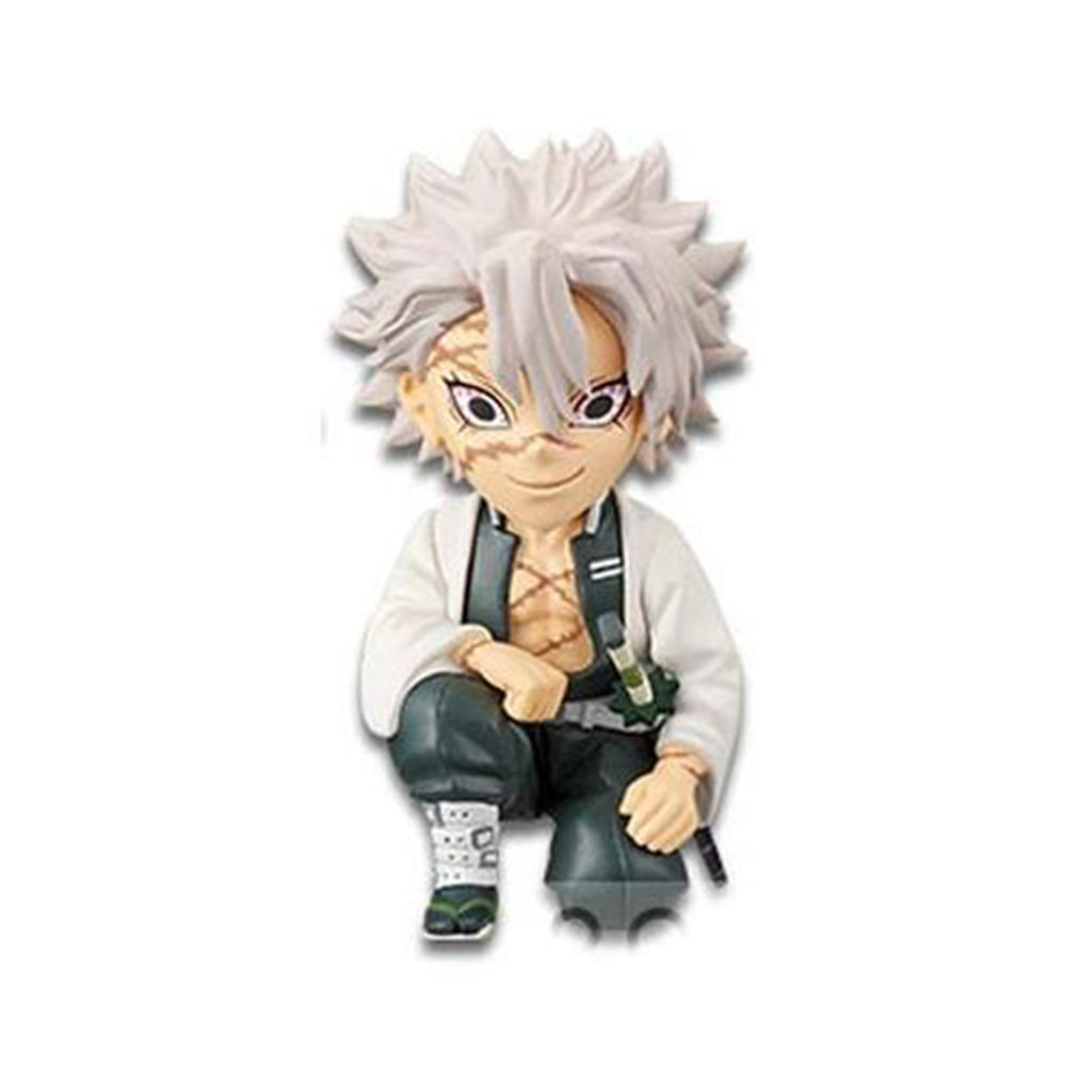 Banpresto WCF Demon Slayer Sanemi Shinazugawa Mini Figure