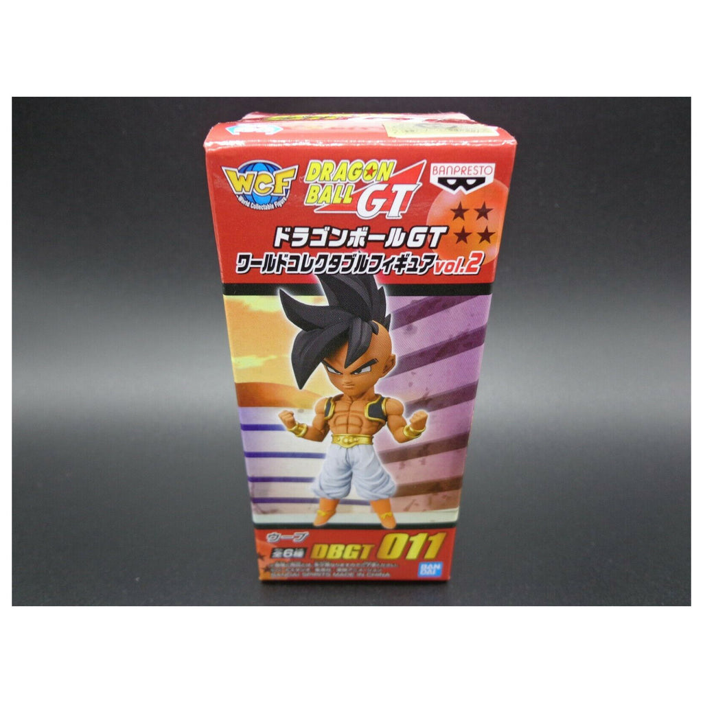 Banpresto WCF Dragon Ball GT Vol 2 Uub Mini Figure