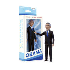 History And Science Toys - Barack Obama Real Life Action Figure