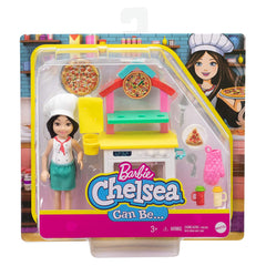 Barbie Chelsea Club Can Be Chef Play Set