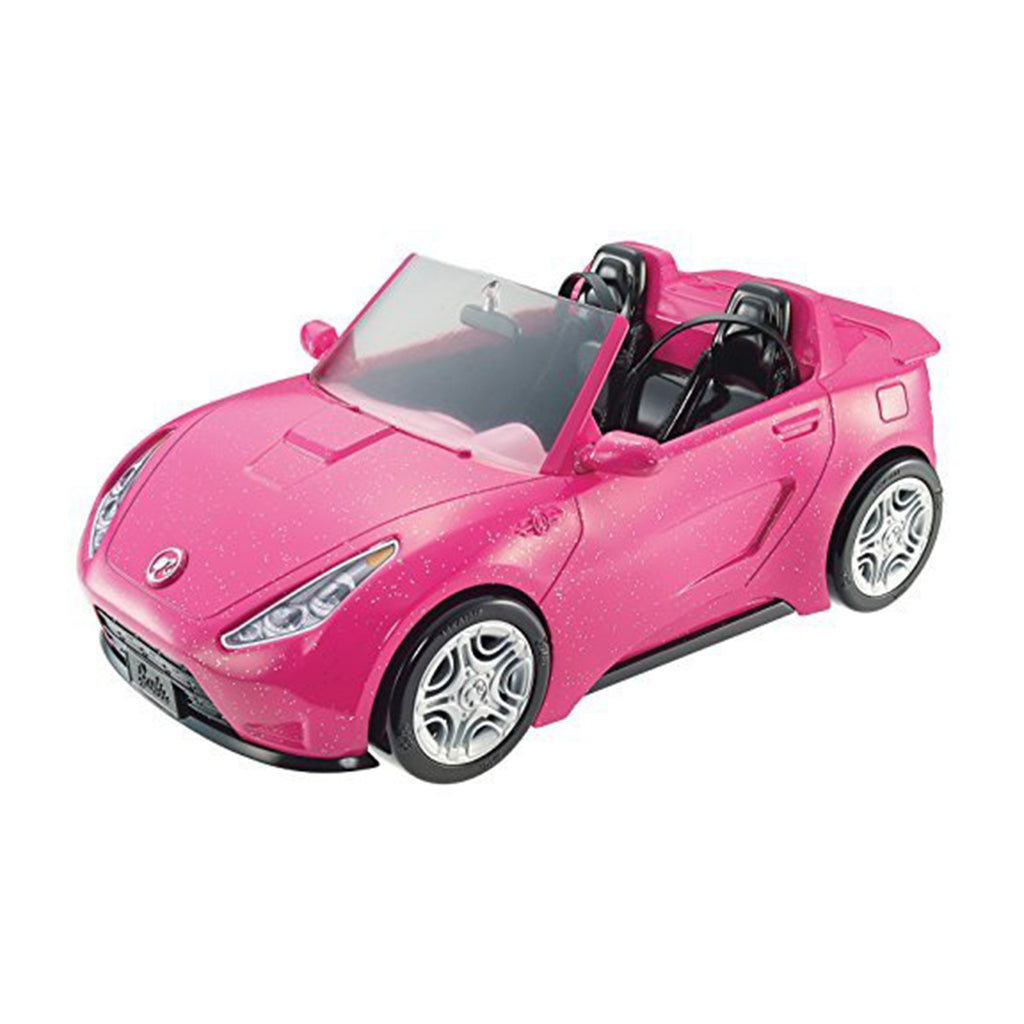 Barbie Glam Convertible Pink Car