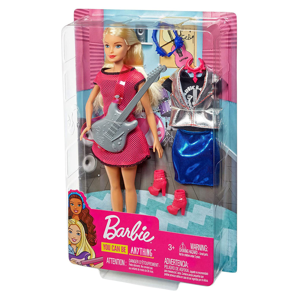 Barbie You Can Be Anything Musician