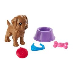 Barbie Mini Story Starter Dog Accessory Set