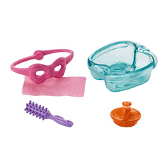 Barbie Mini Story Starter Spa Accessory Set
