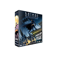 Batman Animated Series Gotham Under Siege The Game