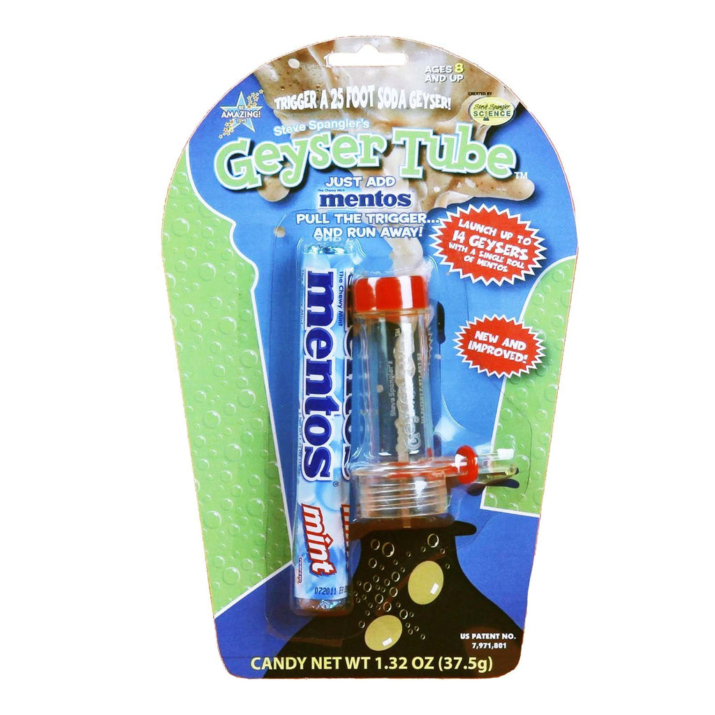 Games - Be Amazing Geyser Tube Science Set