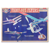 Model Kits - Be Amazing Sky Blue Fabulous Flyers 3 Plane Set