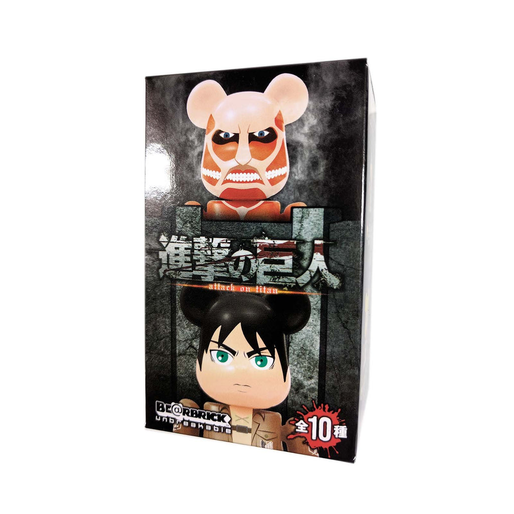 Be@rbrick Attack On Titan Blind Box Mini Figure