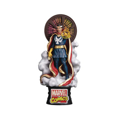 Beast Kingdom Marvel D Stage Doctor Strange Diorama Figure