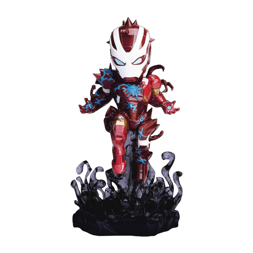 Beast Kingdom Mini Egg Attack Maximum Venom Iron Man Figure