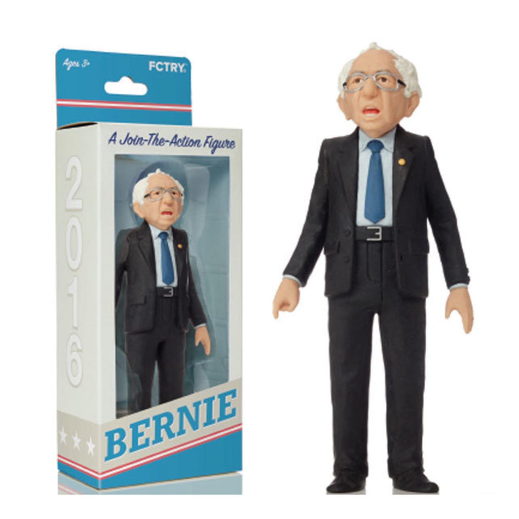 Bernie Sanders Real Life Action Figure